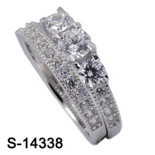 New Fashion Wedding Ring 925 Silver Jewelry (S-14338. JPG)